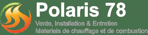 Logo polaris 78 - Matériels de chauffage et de combustion